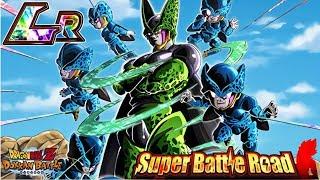 PERFECTION! LR Perfect Cell Super Battle Road Showcase: DBZ Dokkan Battle