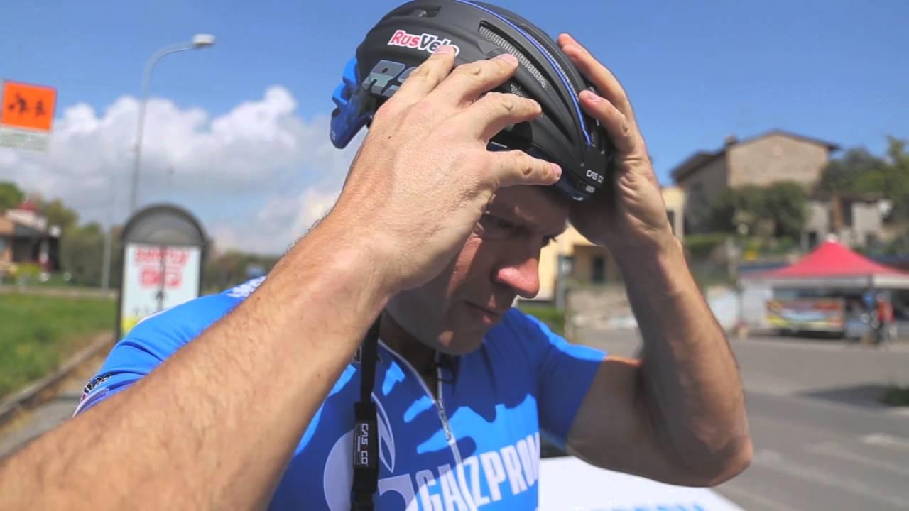 Жизнь проф велогонщика. Заезд по Италии на велике Colnago. Посещение Gazprom-RusVelo