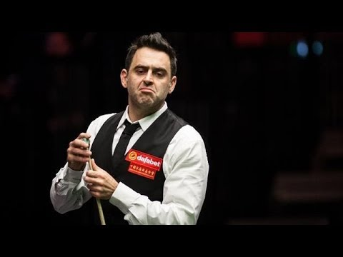 Ronnie O'Sullivan Top of The One Year Ranking List