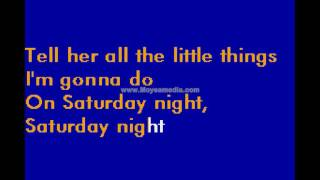 Bay City Rollers Saturday Night MH Karaoke Full HD AK02481