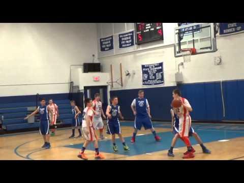 12 Year Old AAU 3-26-2016 Crush vs. Flash