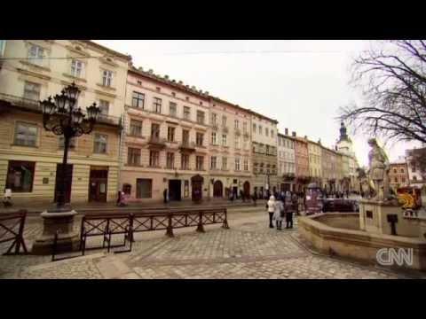 Ukraine's hidden gem Lviv - CNN International
