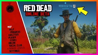 What Happens If You Reach Over Rank 100 In Red Dead Online? (RDR2 Online Highest Level)