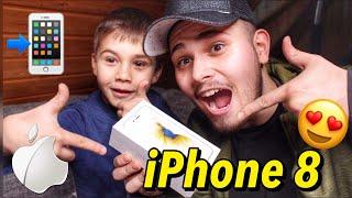 FAN SCHENKT MIR DAS iPHONE 8 !!! 📲