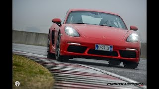 Test Drive | Porsche 718 Cayman S - Downsized a chi?