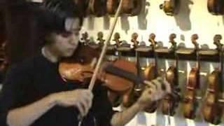 Ernest Heinrich Roth violin