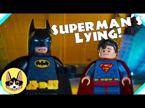 Lego Batman Movie Theory - Superman is a Liar?!