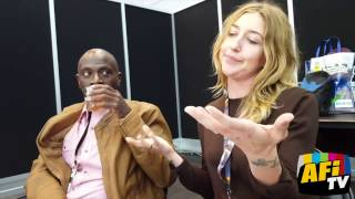 connectYoutube - NYCC 2016 - SuperMansion Interview 3 with Heidi Gardner and Gary Anthony Williams