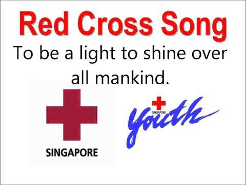 Red Cross Song (With Lyrics)