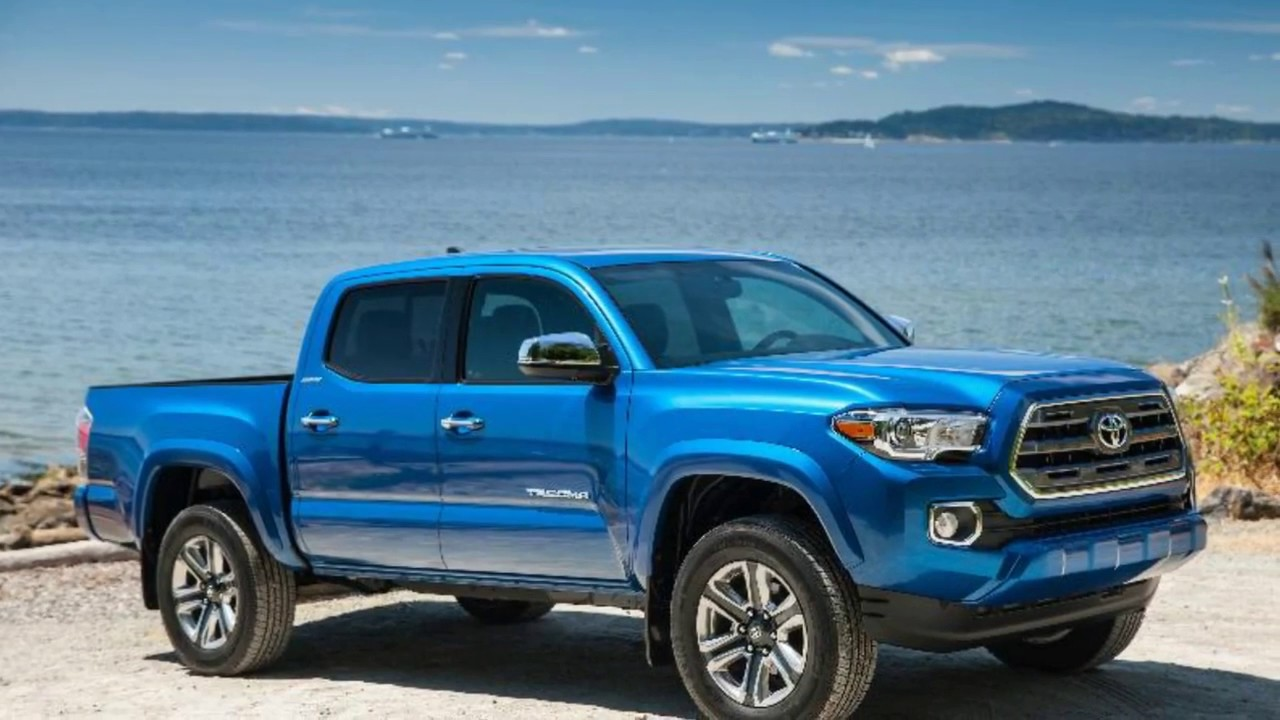 2018 toyota tacoma diesel review youtube. Black Bedroom Furniture Sets. Home Design Ideas