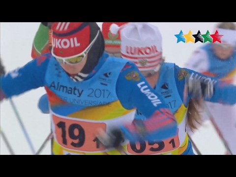 Highlights Competitions Day 7 A - 28th Winter Universiade 2017, Almaty, Kazakhstan