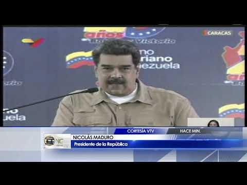 Nicolás Maduro: En Venezuela no va entrar nadie
