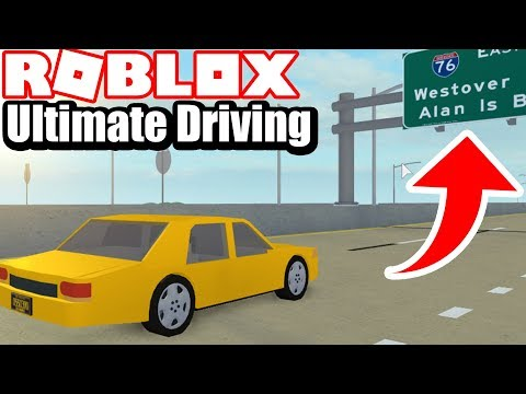MOST Realistic Driving Game in ROBLOX! (Ultimate Driving: Westover Islands)