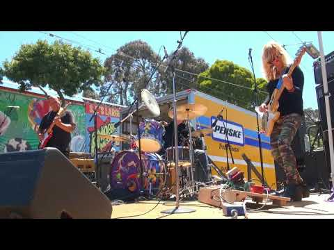 The Mermen LIVE at The Haight Street Fair - June 10, 2018