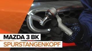 MAZDA 3 (BK) Bremstrommel hinten und vorne auswechseln - Video-Anleitungen