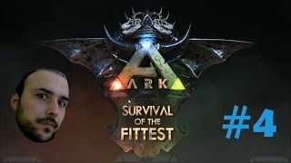 Meydan muharebesi - Ark survival of the fittest #4 [ Türkçe ]