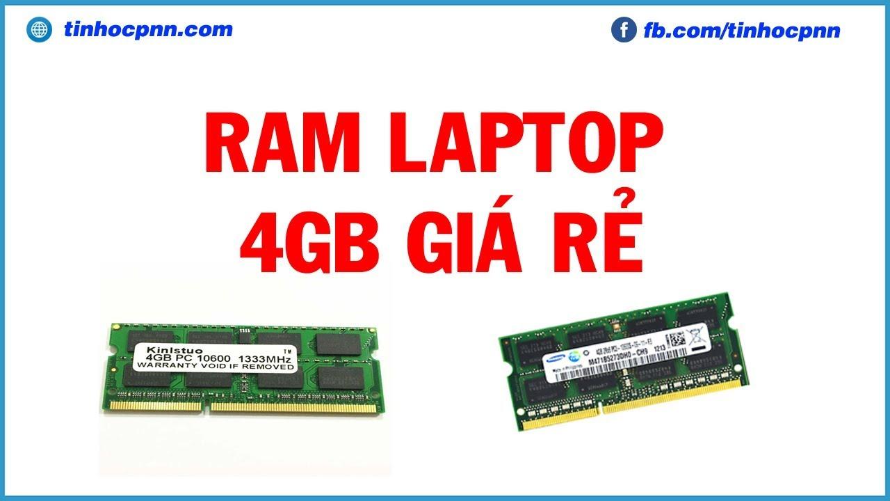 Ram laptop cũ giá rẻ 4G 8G 16G  ddr3 | Tin học PNN