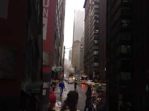 BREAKING NEWS: Explosion in Toronto - Canada