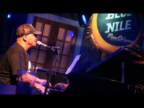 Ivan Neville Jazzfest 2012