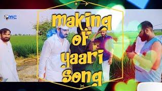 Making of Yaari। यारी ।Prakash Gandhi | Komal soni | Latest Haryanvi Rajasthani Song 2018