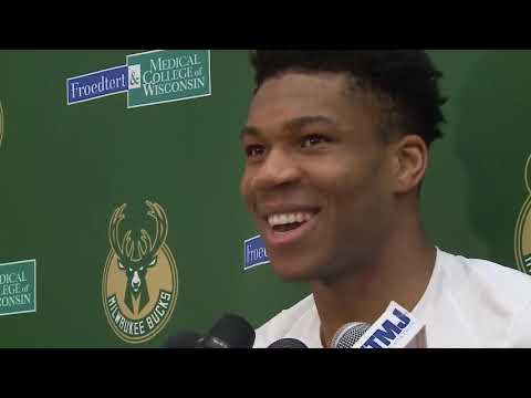 Why Giannis would draft LeBron James first at the All-Star Game