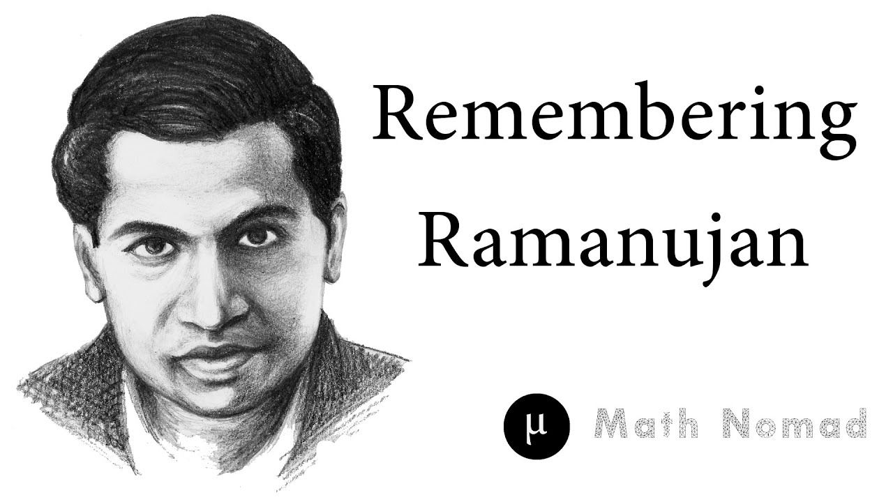 Essay on biography and contribution of srinivasa ramanujan