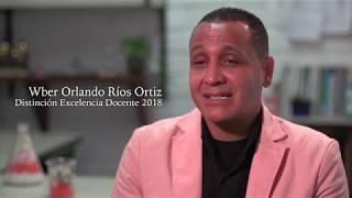 UdeA - ¿Qué significa para usted, ser profesor de la UdeA? Wber Orlando Ríos