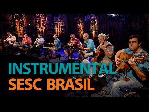 Papo de Anjo  Programa Instrumental Sesc Brasil