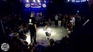 World Bboy Classic Italy 2019 | Bboying 2vs2 Open |   Bgirl Julson