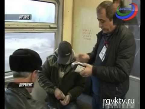 Движение пригородных поездов из Махачкалы в Дербент и Хасавюрт возобновится к 1 мая
