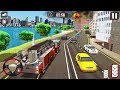 Fire Truck Driving Rescue 911 (by Roadster Inc) Android Gameplay [HD]
