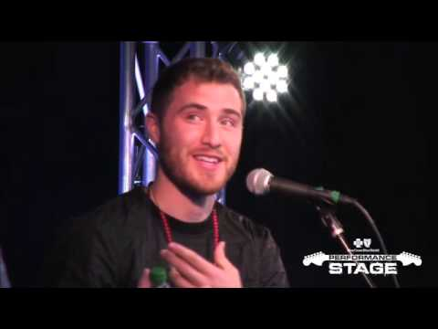 Mike Posner Talks About His Struggle With Depression & How He's Giving Back