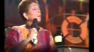 Carmen McRae - Everything happens to me (Montreaux Jazz Festival)
