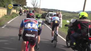 2017 Tirreno-Adriatico stage 2 highlights