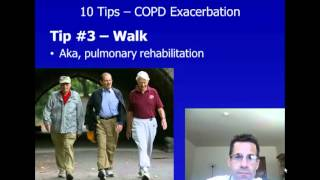 COPD Exacerbation - 10 Tips to Identify, Prevent, and Treat