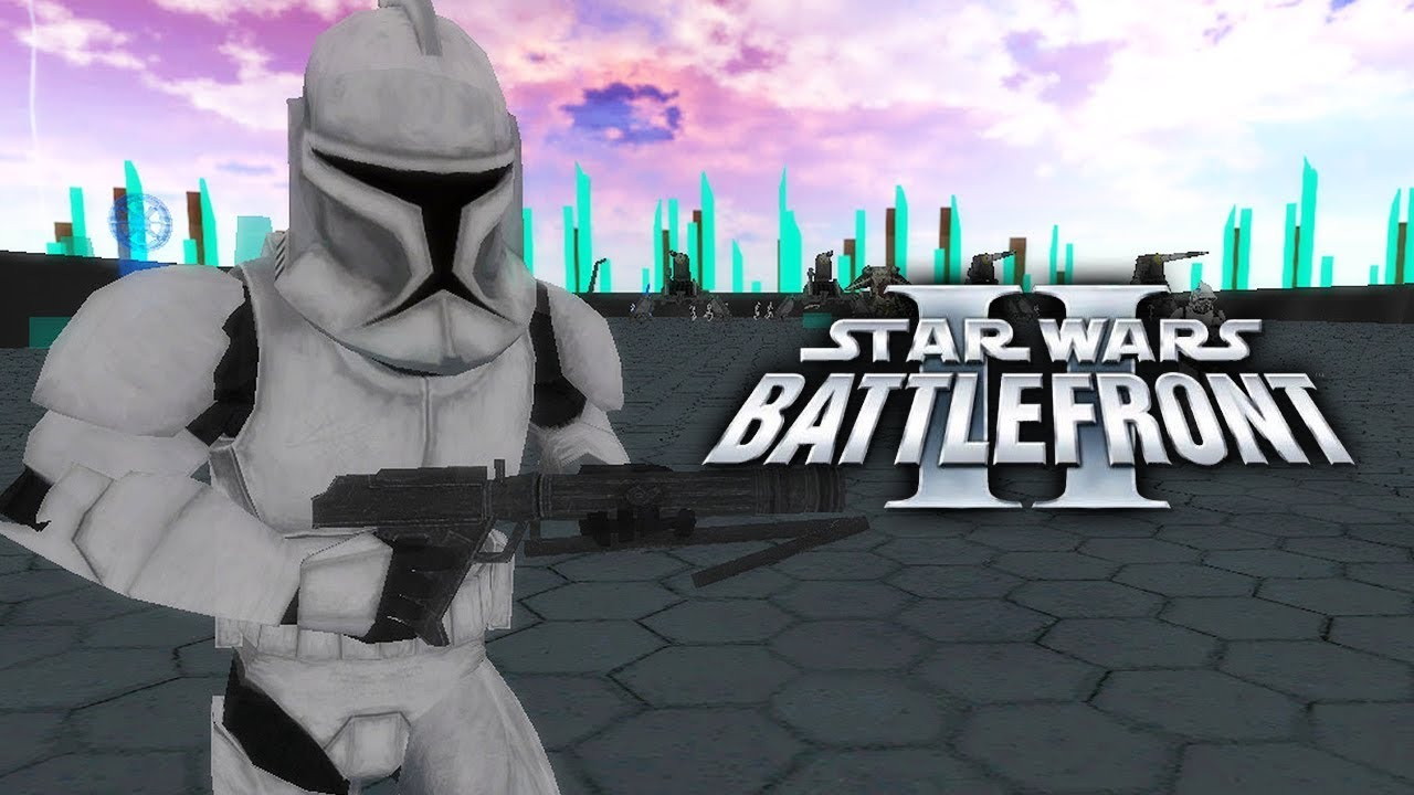 STAR WARS Battlefront 2 MOD | BATALLA de CHRISTOPHSIS