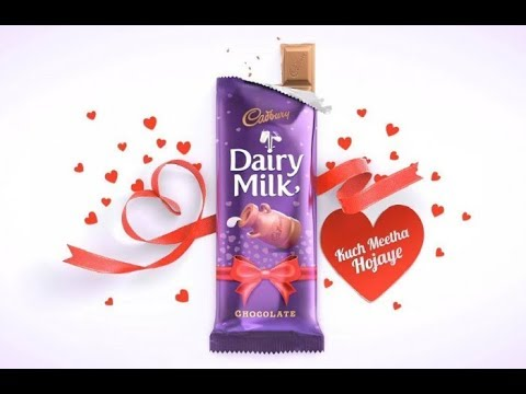Cadbury Diary Milk Valentine Sharp Image Youtube
