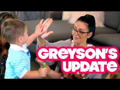 Greyson's Life Update
