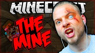 Minecraft - THE MINE! - Custom HORROR Map - PART 1