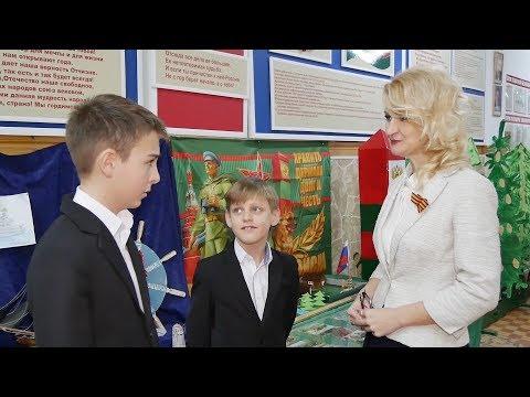 Кореновск. Директор второй школы представит район в конкурсе.