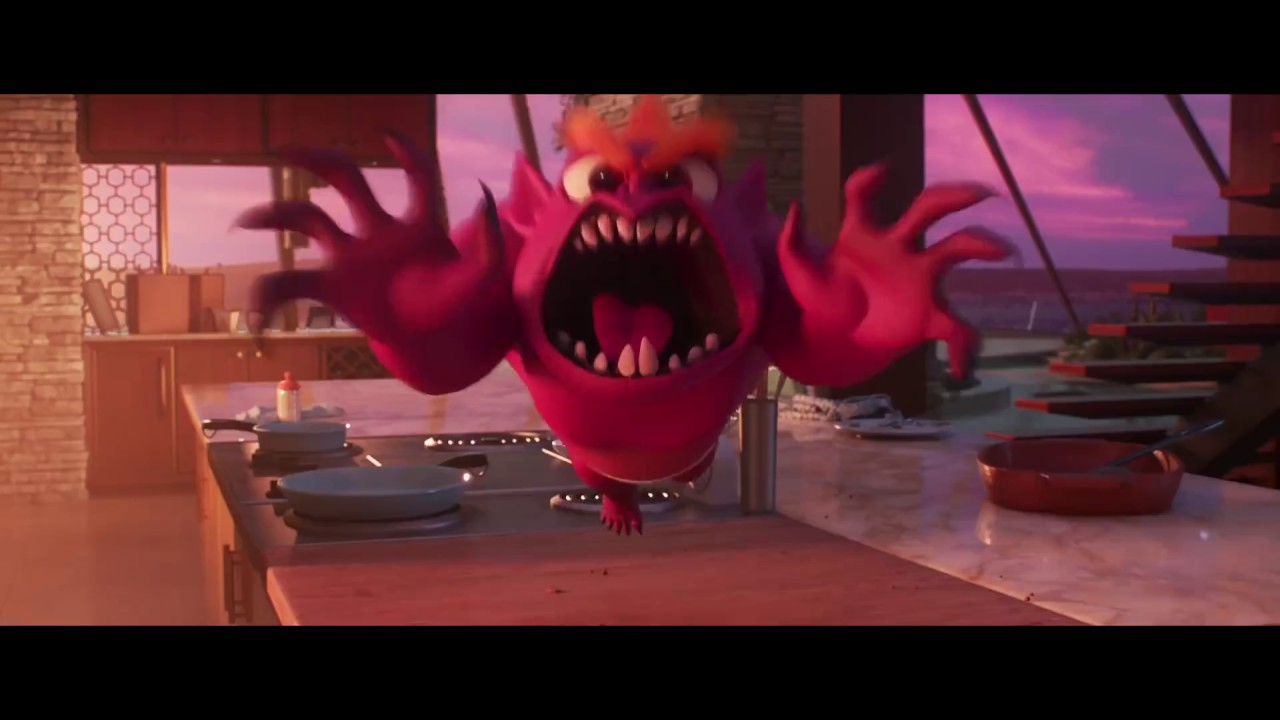Incredibles 2 Official Trailer HD (2018) - YouTube