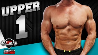 """100% FREE """"MUSCLE BUILDING"""" PROGRAM! - GUARANTEED GAINS 