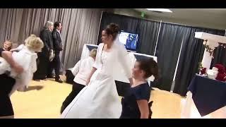 Самая лучшая свадьба  Приколы на свадьбе  Свадебный танец