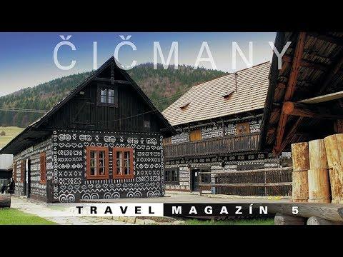 Čičmany, Rajec a Rajecká Lesná - Slovakia [HD] Travel Magazín 005 (Travel Channel Slovakia)