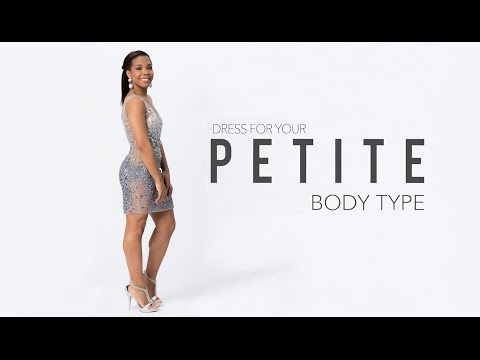 Prom Dresses for a Petite Body Type