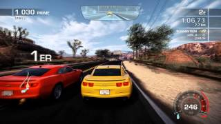 Need For Speed - Hot Pursuit - Most beautiful races (HD 1080p) PART 2