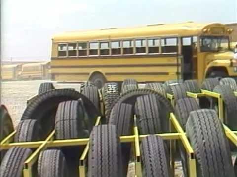Carolina Camera: The Thomas Bus Company in High Point NC