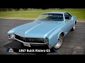 1967 Buick Riviera GS - ORIGINAL OWNER!