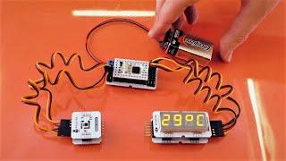 Iskra Mini — миниатюрный аналог Arduino c ATmega328. Железки Амперки
