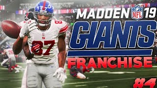 This Play Decides the Game! Madden 19 New York Giants Franchise Ep. 4